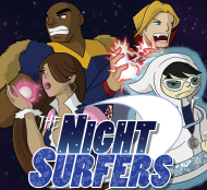 The Night Surfers